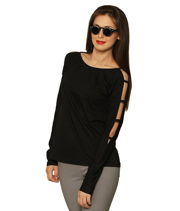 Black-Solids-Cotton-top