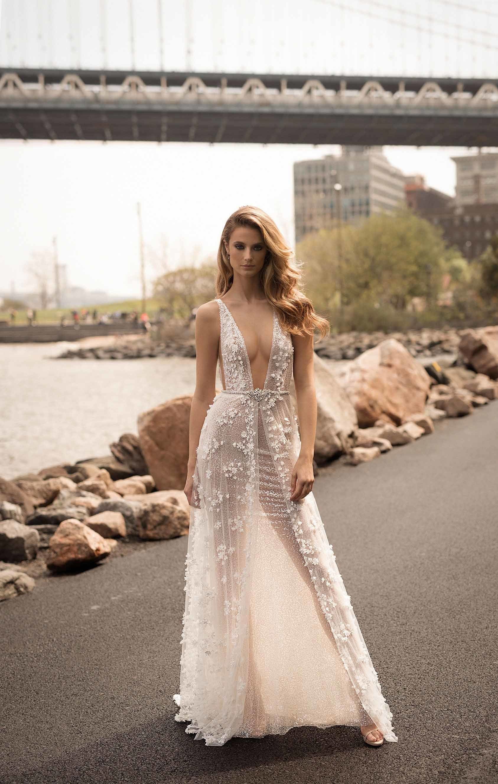 Lace-Bridal-Evening-Gowns Wedding-Dress