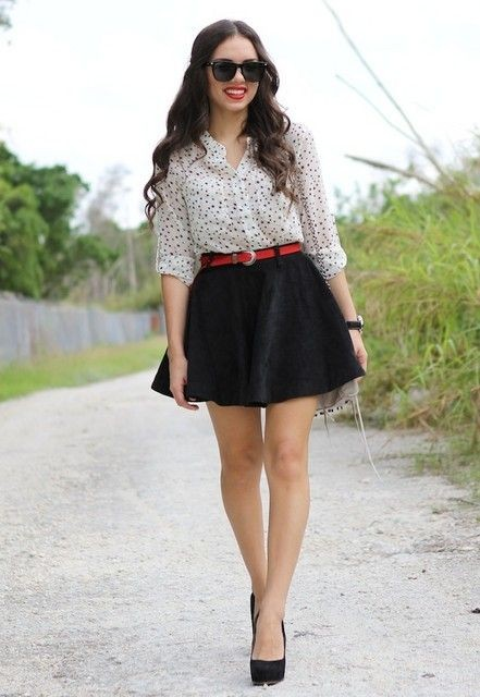 Navy Sequin Tube Mini Skirt