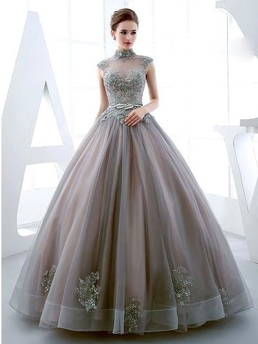 ladies-ball-gown